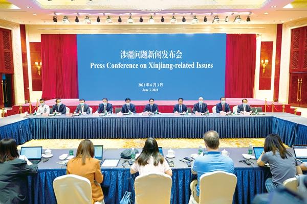 观察丨中国不是谁想制裁就制裁